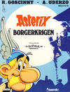 Cover for Asterix (Semic, 1980 series) #25 - Borgerkrigen [1. opplag]