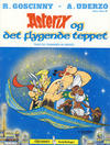 Cover Thumbnail for Asterix (1969 series) #28 - Asterix og det flygende teppet [1. opplag]