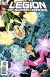 Cover for Legion of Super-Heroes (DC, 2010 series) #12 [Direct Sales]