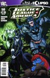 Cover for Justice League of America (DC, 2006 series) #56