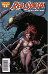 Cover Thumbnail for Red Sonja (2005 series) #9 [Billy Tan Cover]