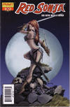 Cover Thumbnail for Red Sonja (2005 series) #10 [Joe Benitez Cover]