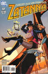 Cover for Zatanna (DC, 2010 series) #12