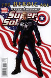 Cover Thumbnail for Steve Rogers: Super-Soldier (2010 series) #1 [Second Printing]