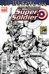 Cover Thumbnail for Steve Rogers: Super-Soldier (2010 series) #1 [San Diego Comic Con International Variant Edition]