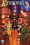 Cover Thumbnail for Eternals (2006 series) #7 [Variant Edition]