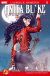Cover Thumbnail for Anita Blake: Vampire Hunter in Guilty Pleasures (2006 series) #2 [Second Printing]