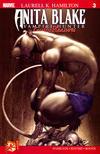 Cover for Anita Blake: Vampire Hunter in Guilty Pleasures (Marvel, 2006 series) #3 [Second Printing]