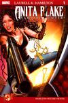Cover Thumbnail for Anita Blake: Vampire Hunter in Guilty Pleasures (2006 series) #1 [Greg Horn Cover]