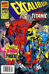 Cover Thumbnail for Excalibur Annual (1993 series) #2 [Newsstand]