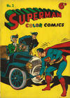 Cover for Superman (K. G. Murray, 1947 series) #3