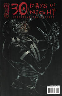 Cover Thumbnail for 30 Days of Night: Spreading the Disease (IDW, 2006 series) #5 [Cover A Alex Sanchez]
