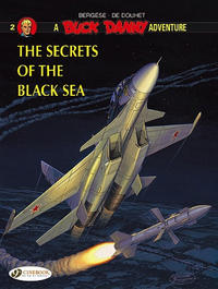 Cover Thumbnail for Buck Danny (Cinebook, 2009 series) #2 - The Secrets of the Black Sea