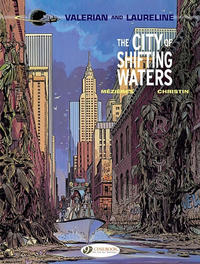 Cover Thumbnail for Valerian and Laureline (Cinebook, 2010 series) #1 - The City of Shifting Waters