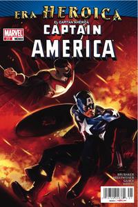 Cover Thumbnail for El Capitán América, Captain America (Editorial Televisa, 2009 series) #22