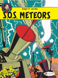 Cover Thumbnail for The Adventures of Blake & Mortimer (Cinebook, 2007 series) #6 - S.O.S. Meteors