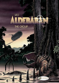 Cover Thumbnail for Aldebaran (Cinebook, 2008 series) #2 - The Group