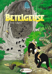 Cover Thumbnail for Betelgeuse (Cinebook, 2009 series) #2 - The Caves