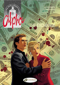 Cover Thumbnail for Alpha (Cinebook, 2008 series) #1 - The Exchange