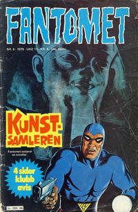 Cover Thumbnail for Fantomet (Semic, 1976 series) #6/1979