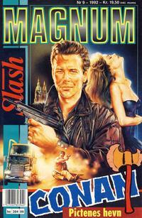 Cover Thumbnail for Magnum (Bladkompaniet / Schibsted, 1988 series) #9/1992