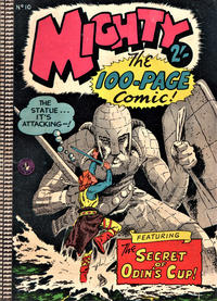 Cover Thumbnail for Mighty The 100-Page Comic! (K. G. Murray, 1957 series) #10