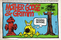Cover Thumbnail for Mother Goose & Grimm (Dell, 1986 series)