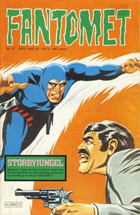 Cover Thumbnail for Fantomet (Semic, 1976 series) #17/1979