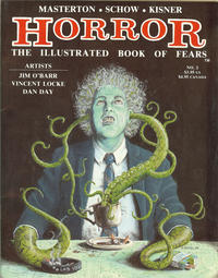 Cover Thumbnail for Horror: The Illustrated Book of Fears (Northstar, 1989 series) #2
