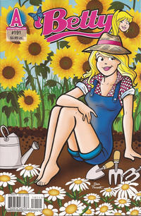 Cover Thumbnail for Betty (Archie, 1992 series) #191