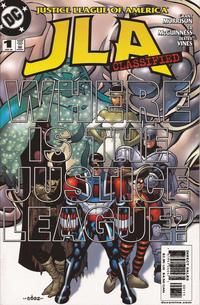Cover Thumbnail for JLA: Classified (DC, 2005 series) #1 [Villains Cover]