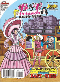 Cover Thumbnail for B&V Friends Double Digest Magazine (Archie, 2011 series) #213