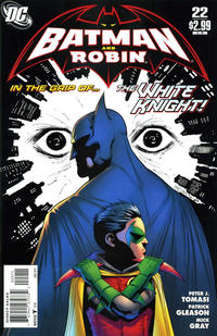 Cover Thumbnail for Batman and Robin (DC, 2009 series) #22