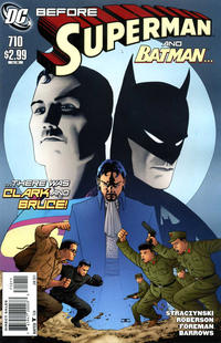 Cover Thumbnail for Superman (DC, 2006 series) #710 [Direct]