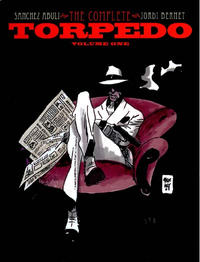 Cover Thumbnail for Torpedo (IDW, 2009 series) #1