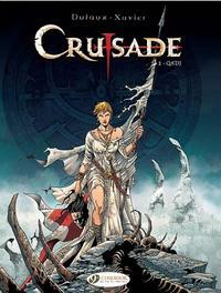 Cover Thumbnail for Crusade (Cinebook, 2010 series) #2 - Qa'dj