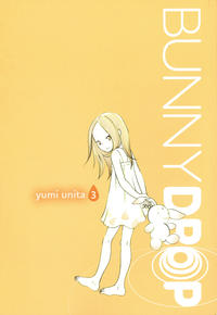 Cover Thumbnail for Bunny Drop (Yen Press, 2010 series) #3