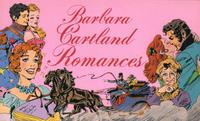 Cover Thumbnail for Barbara Cartland Romances (Quick Fox, 1981 series)