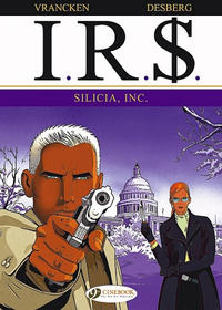 Cover Thumbnail for I.R.$. (Cinebook, 2008 series) #3 - Silicia, Inc.