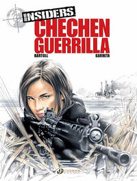 Cover Thumbnail for Insiders (Cinebook, 2009 series) #1 - Chechen Guerrilla
