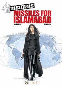 Cover Thumbnail for Insiders (Cinebook, 2009 series) #2 - Missiles for Islamabad