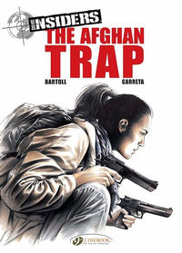 Cover Thumbnail for Insiders (Cinebook, 2009 series) #3 - The Afghan Trap