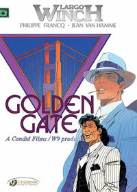 Cover Thumbnail for Largo Winch (Cinebook, 2008 series) #7 - Golden Gate