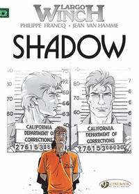 Cover Thumbnail for Largo Winch (Cinebook, 2008 series) #8 - Shadow