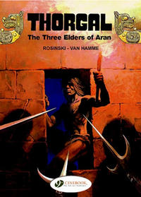Cover Thumbnail for Thorgal (Cinebook, 2007 series) #2 - The Three Elders of Aran
