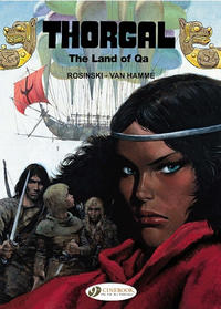 Cover Thumbnail for Thorgal (Cinebook, 2007 series) #5 - The Land of Qa