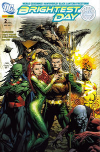 Cover Thumbnail for Brightest Day (Panini Deutschland, 2011 series) #2