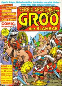 Cover Thumbnail for Groo der Blahbar (Condor, 1990 series) #2