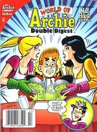 Cover Thumbnail for World of Archie Double Digest (Archie, 2010 series) #2 [Newsstand]