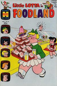 Cover Thumbnail for Little Lotta Foodland (Harvey, 1963 series) #26